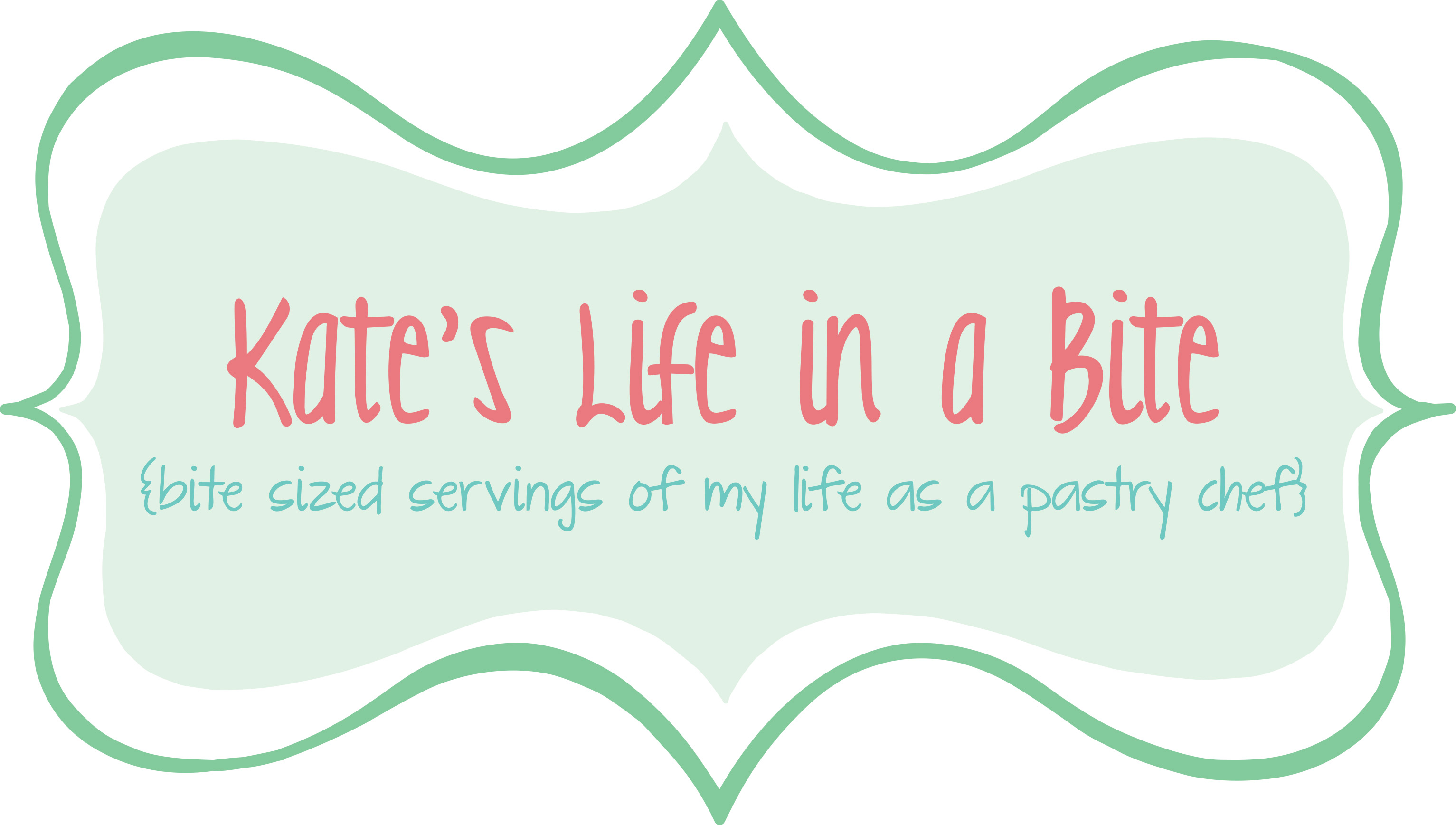 Kate's Life in a Bite Logo