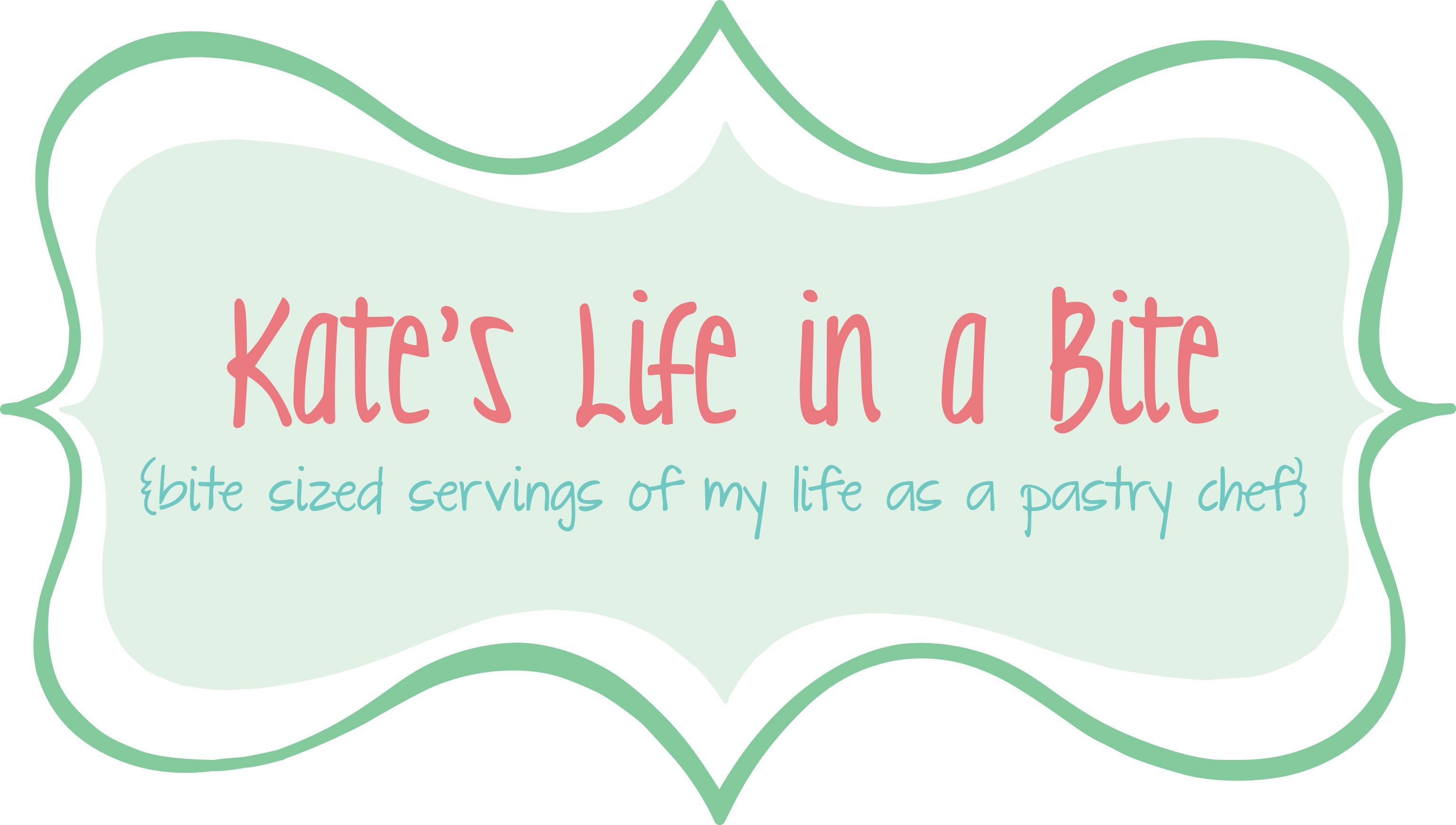 Kate's Life in a Bite Logo